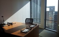 Beautiful offices with beautiful views!