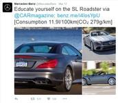 Mercedes on Twitter