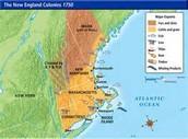 Landforms of New England