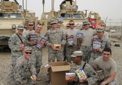 Monday 10/27 Wednesday 10/29  and Friday 10/31 - Military Care Package Collection