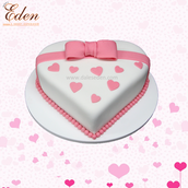 This Valentine's, spread the love with cakes!
