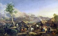 Петер фон Гесс. Сражение при Смоленске. 17 августа 1812 года