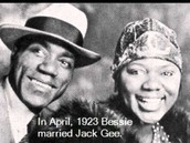 Bessie Smith And Jack Gee