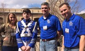 Blue Brigade member makes All-State!