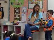Show & Tell ... & Predict  Stilson Elementary