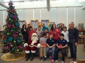 Mentoring Program:  Christmas Celebration