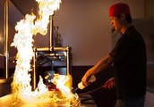 Come Eat at Our Flame Grilled Hibachi Resturant