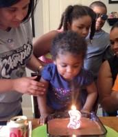 Audrey's 3rd Birthday!