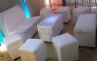 Sala lounge para diez personas $700