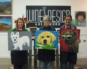 Paint your Pet on June 16th