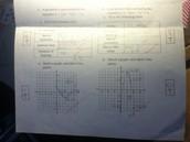Factored Form & Vertex Form Question