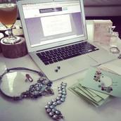 Shop my online boutique, www.aileenlovescandi.com