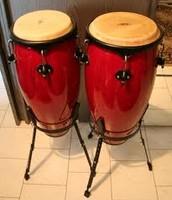 Drums....