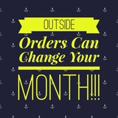Join me in going for ONE order each day!