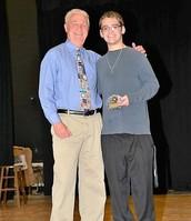 Mr. Mack and Nick Gonnella