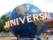 Universal Studios Hollywood Symbol