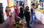 Superheroes Unite!