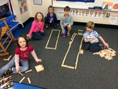 Building The White House Out Of Keva Planks!