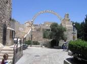 מקום מגורים ברובע היהודי