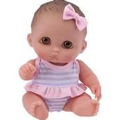 Me fascinaba jugar con muñecas porque jugar a la casita.