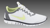 2010- Nike Frees