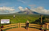 Mayon Mountain