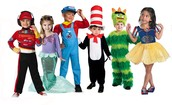 Character Dress-Up Parade