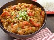 Seafood Etouffee