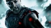 Beowulf before battle