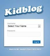 Kidblog Publishing