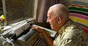 The Extravagant Piece of Art- Typewriter Artist Image