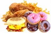 No comer las grasas
