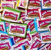 Got Box Tops!