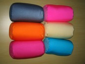 Custom Colored Pillows