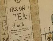 """No Tea from The East India Company"""