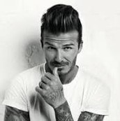 All you need to know about David Beckham