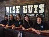 Wise Guys Fundraiser