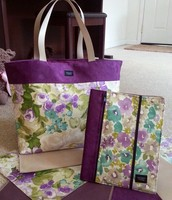 """The """"Nantucket"""" and """"New Haven"""" Med. Size Organizer"""