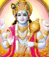 Vishnu, the Preserver