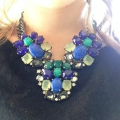 Peacock Necklace   69