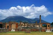The City Of Pompeii