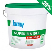 KNAUF Sheetrock Super Finish Kanta: 20 kg