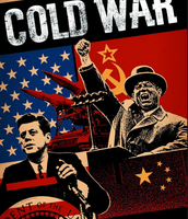 USA vs Soviets in the Cold War