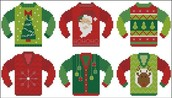 Come to our ugly sweater party to celebrate seasons greetings!