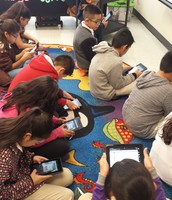 Kindles in Action!!!