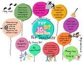 Top 10 Tech Tips