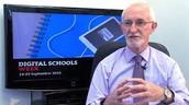 """""""La tecnología permite introducir el mundo exterior de un mejor modo en las aulas"""" Jerome Morrissey"""