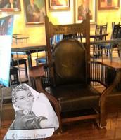 Taff's Chair