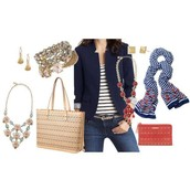 Jewelry, Bags and Scarves OH MY!