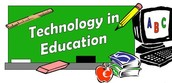 Randolph County Schools' first technology newsletter.